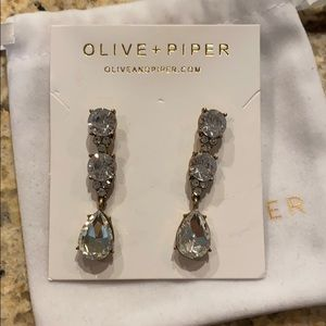 Eleanor Drops - Earrings